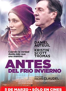 ANTES DEL FRIO INVIERNO