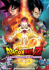 DRAGON BALL Z: LA RESURRECCION DE FREEZER