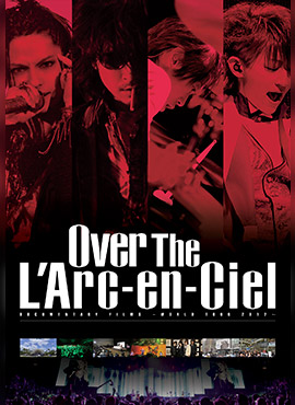 OVER THE LARC EN CIEL